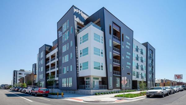 Mill Creek Announces Grand Opening of 182-Unit Modera River North Luxury Apartments in Denver