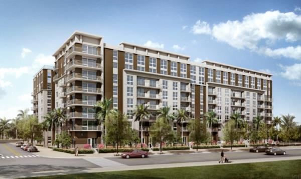 Mill Creek Residential Adds 292 Apartment Homes to Miami's Spring Garden Historic District