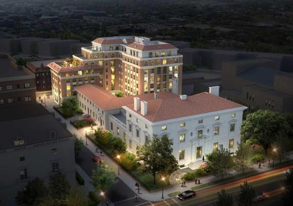 Mill Creek Opens Luxury Apartment Community on Former Italian Embassy Site in the Nation's Capital