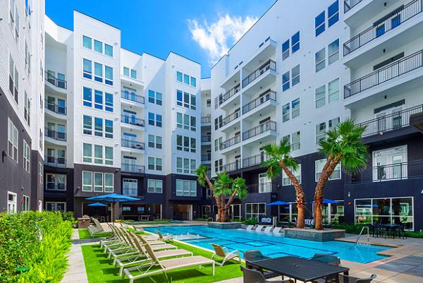 Mill Creek Opens 245-Unit Modera Shepherd in Houston's Flourishing Washington Corridor