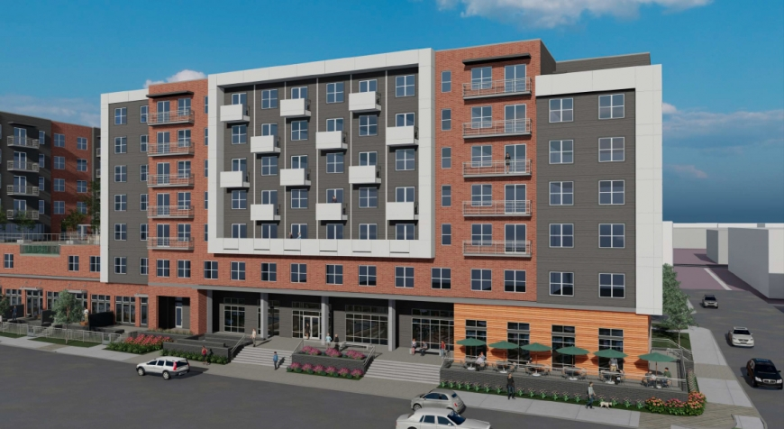Mill Creek Announces Groundbreaking of 341-Unit Modera Washington Luxury Apartment Community in Houston's Arts-Centric District