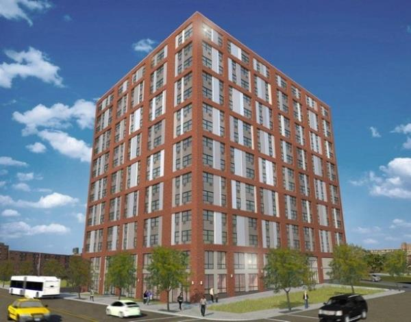 New 176-Unit LEED Certified Affordable Housing Community to Serve Formerly Homeless Veterans