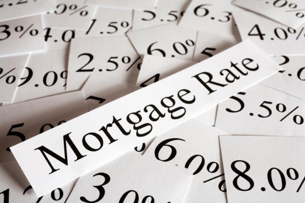 Mortgage Rates Post First Increase in a Month According to Bankrate.com Weekly National Survey
