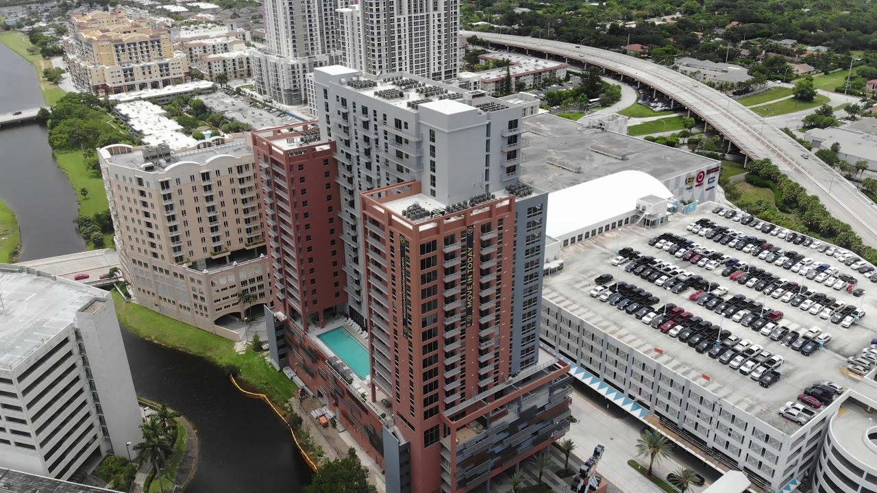 Lerner Acquires 294-Unit Motion at Dadeland Highrise Apartment Community Adjacent to North Metrorail Station in Miami, Florida