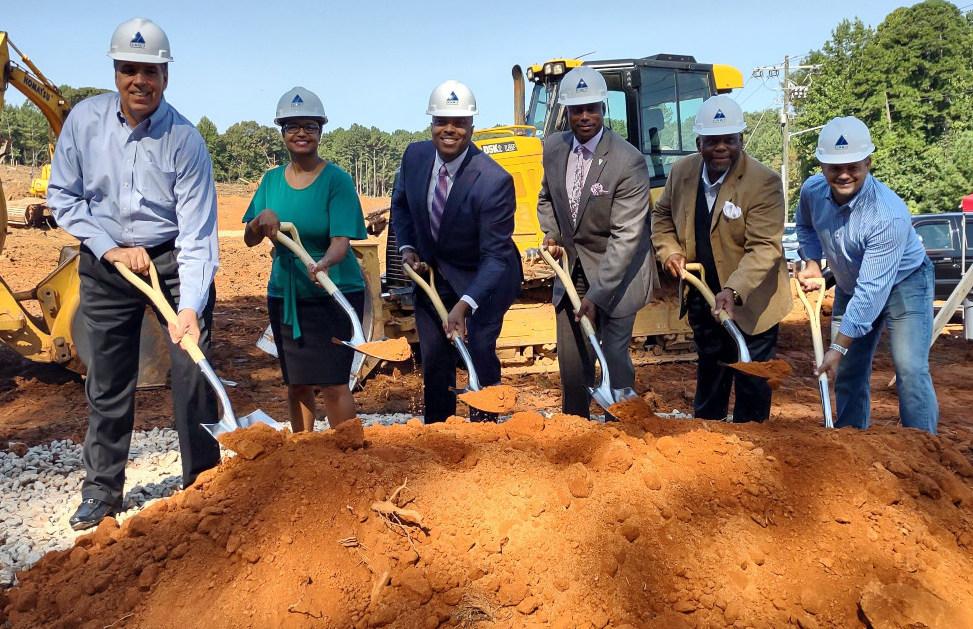 Groundbreaking Kicks Off Construction of $76 Million Innovative Affordable Senior Housing Collaboration in Atlanta Submarket