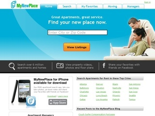 RealPage to Acquire MyNewPlace for $74.4M