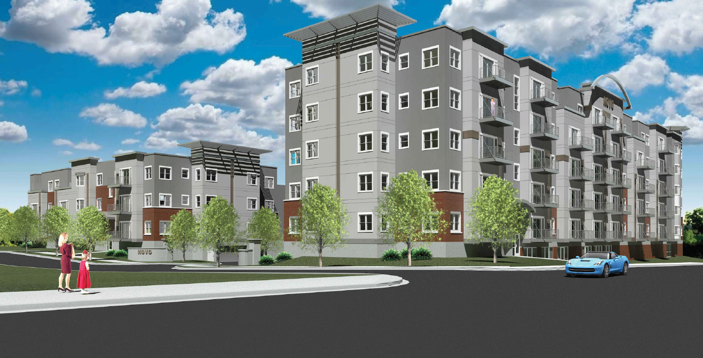 Vincent Real Estate Breaks Ground on New 192-Unit Apartment Development in Richfield, MN