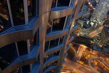 Skyscraper is Symbol of Residential Renaissance