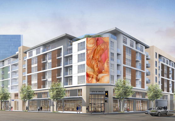 Century West Celebrates Milestone at 398-Unit NEXT on Sixth Luxury Apartment Community