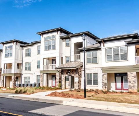McShane Construction Company Completes New 248-Unit Multifamily Community in Atlanta, Georgia Submarket of Braselton