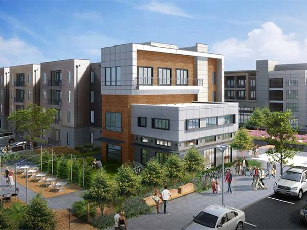 Second Phase of Student Housing Development Near the University of Texas at Dallas Opens Doors