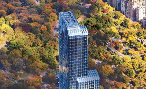 Extell Hits Record Setting Sales of Over $169 Million in Six Months at New York Condo Tower Project