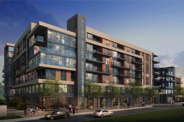 LMC Announces Start of Leasing at 216-Unit Oceanaire Apartments in Bustling Downtown Long Beach