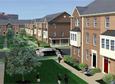 Construction Set to Begin on New Development to Replace Distressed Public Housing in Baltimore