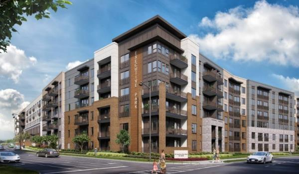 Toll Brothers Apartment Living to Develop New Luxury Rental Community in Atlanta's Brookhaven Market