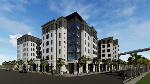New 163-Unit Mixed-Use Multifamily Development Set to Deliver in Late 2021 in Historic Downtown Savannah, Georgia