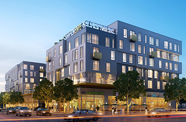 Gen-Y Mixed-Use Multifamily Development Underway in Historic Downtown Los Angeles Neighborhood