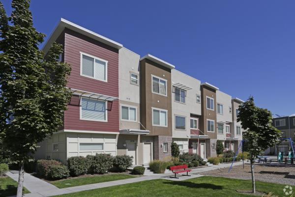 Olympus Property Acquires 170-Unit Promenade at the District Townhome Community in South Jordan, Utah
