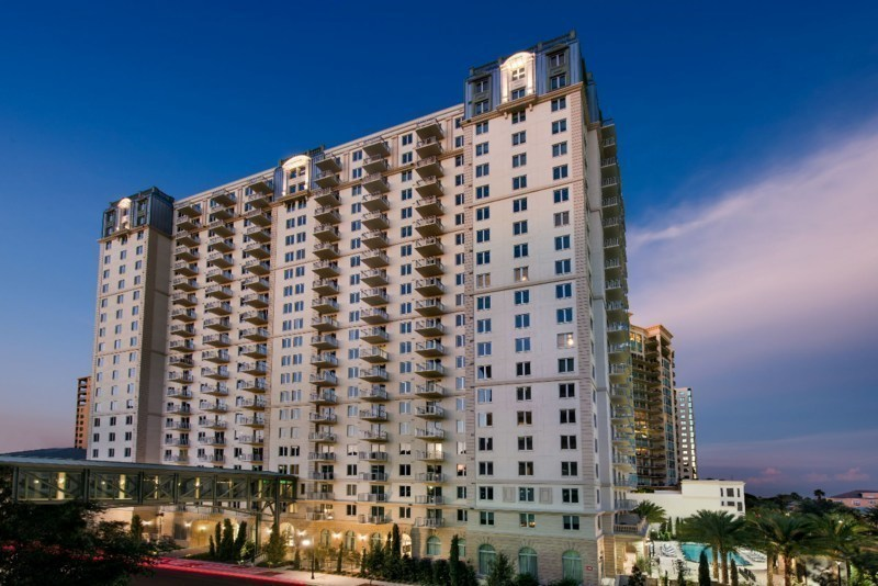 Olympus Property Acquires Icon Harbour Island Luxury High-Rise Apartments in Tampa, Florida