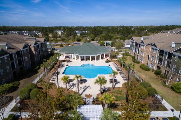 Olympus Property Acquires 288-Unit Carrington Square Apartment Community in Savannah, Georgia