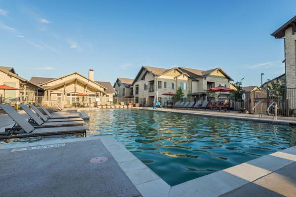 Olympus Property Acquires Three Apartment Communities Totaling 679-Units in Keller, Texas