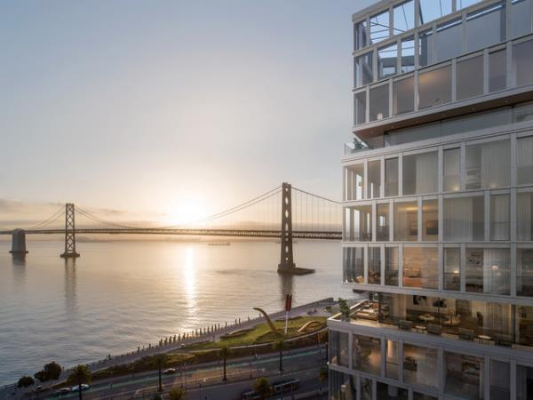 Development Group Unveils Last True Waterfront Condominium Building in San Francisco