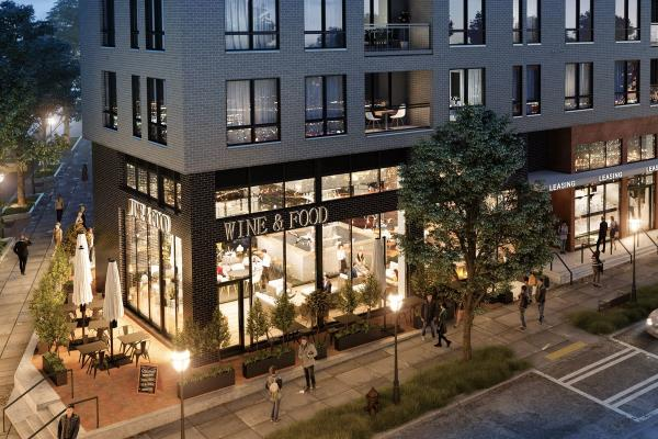 Toll Brothers Apartment Living Leverages Modular Construction Technology for Atlanta Mixed-Use Project