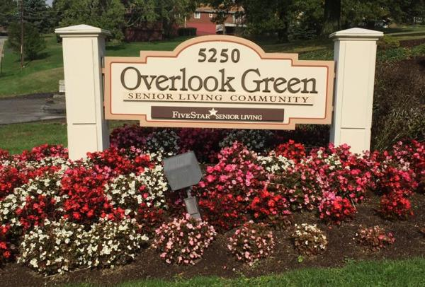 Construction of Memory Care Neighborhood at Overlook Green Senior Living Community Begins