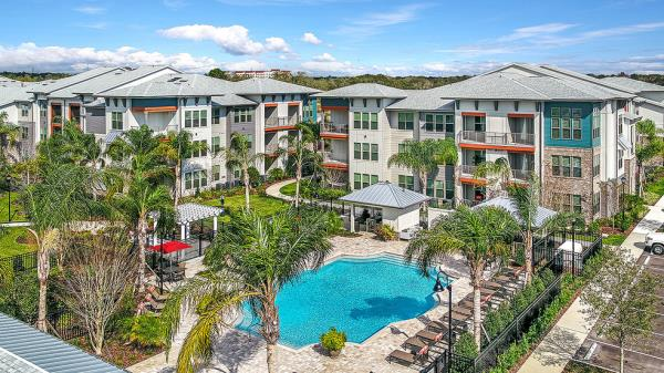 Preferred Apartment Communities Acquires 180-Unit Multifamily Community in Tampa, Florida