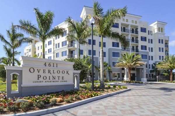 Bell Partners Acquires 249-Unit Overlook Pointe Apartment Community in Pompano Beach, Florida