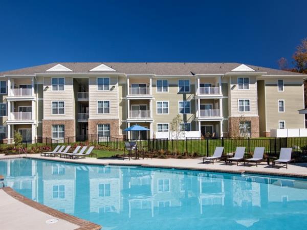 Preferred Apartment Communities Acquires 255-Unit Multifamily Community in the Richmond, Virginia