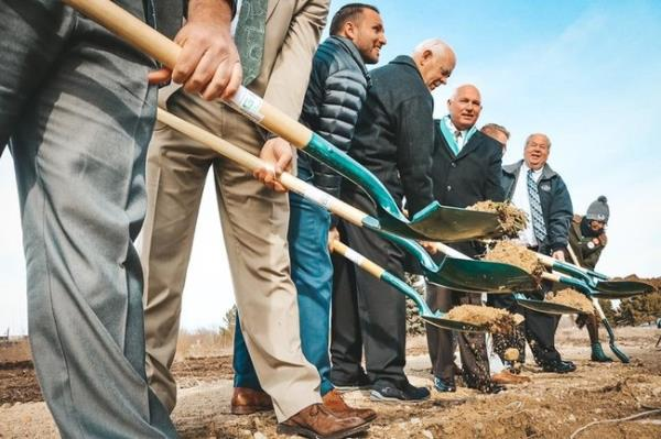 PEG Companies and Woodbury Corporation Break Ground on Long-Awaited Student Housing Project