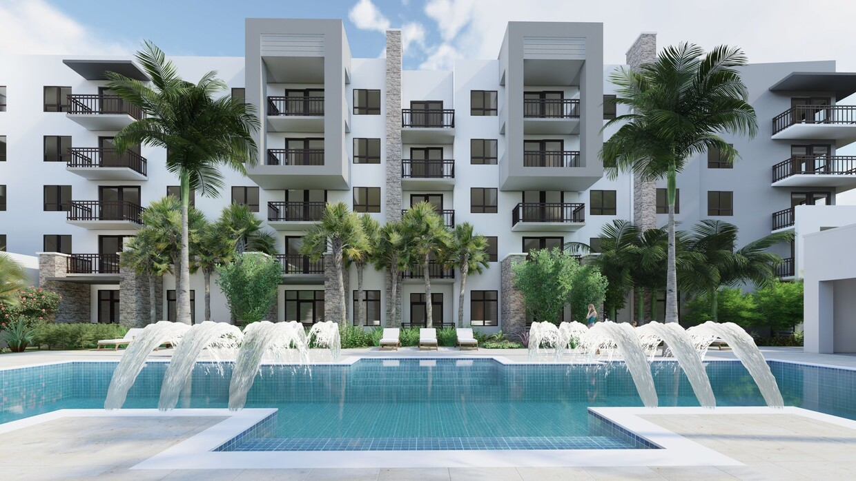 LMC Commences Leasing at 440-Unit Palmera Luxury Apartment Community in Trendy Northern Miami Suburb of Doral