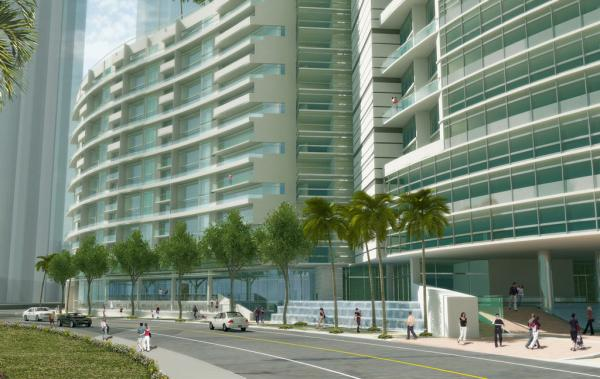 Panorama Residential Tower Announced as City of Miami's First EB5 Designated Development