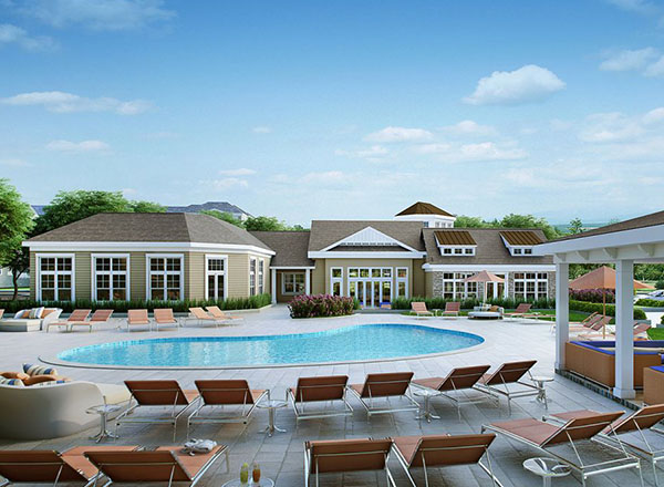 Toll Brothers in a Joint Venture with Brandywine Realty Trust Open New Luxury Rental Community