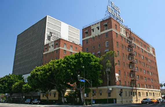 MWest Acquires Iconic Park Wilshire Apartment Building in Los Angeles' Historic Westlake District