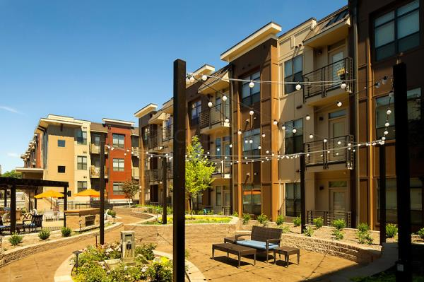 Bluerock Residential Announces Acquisition of Park & Kingston Apartments in Charlotte, NC