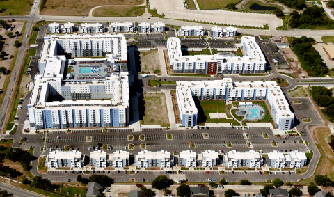 Largest Student Housing Development in Nation Built Under Public-Private Partnership Completed