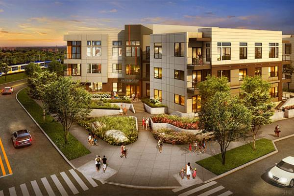 The NRP Group Brings Second Development to the Charlotte Area With The Parkwood at Optimist Park