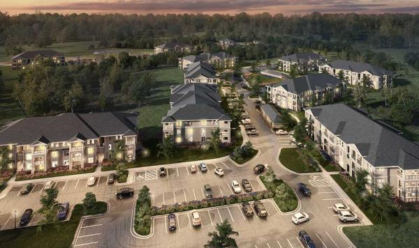 New 240-Unit Luxury Apartment Community Opens in Highly Sought-After Charleston Neighborhood