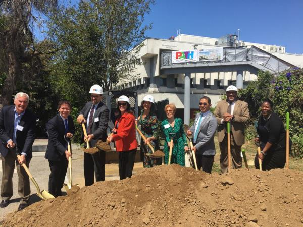 Affirmed Housing and PATH Ventures Breaks Ground on Permanent Supportive Housing Community