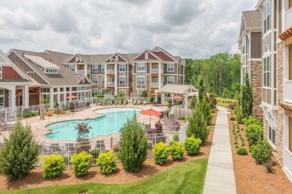 MLA Properties Acquires Two Apartment Communities Totaling 554-Units in Greater Charlotte Market