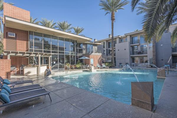 Security Properties Acquires 254-Unit Pavilions on Central Apartment Community in Phoenix, Arizona