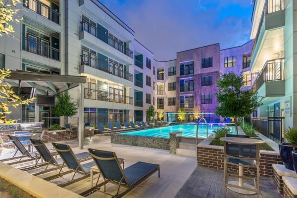 MORGAN Breaks Ground on New Premier Mixed-Use Multifamily Development in Houston's Midtown