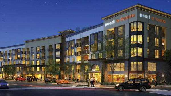 Morgan Opens 204-Unit Pearl La Floresta Luxury Apartment Community in Orange County, California