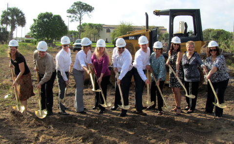 Watercrest Senior Living Group Celebrates Official Groundbreaking of Pelican Landing in Florida