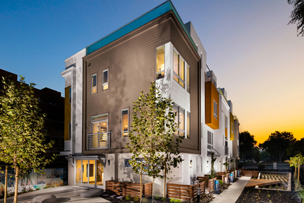 New Transit-Oriented Urban Village Debut Rooftop Decks and Modern Living in Downtown Dublin