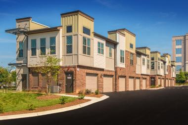 Wood Partners Announces Recent Opening of 246-Unit Perimeter Lofts in Charlotte's Northlake Area