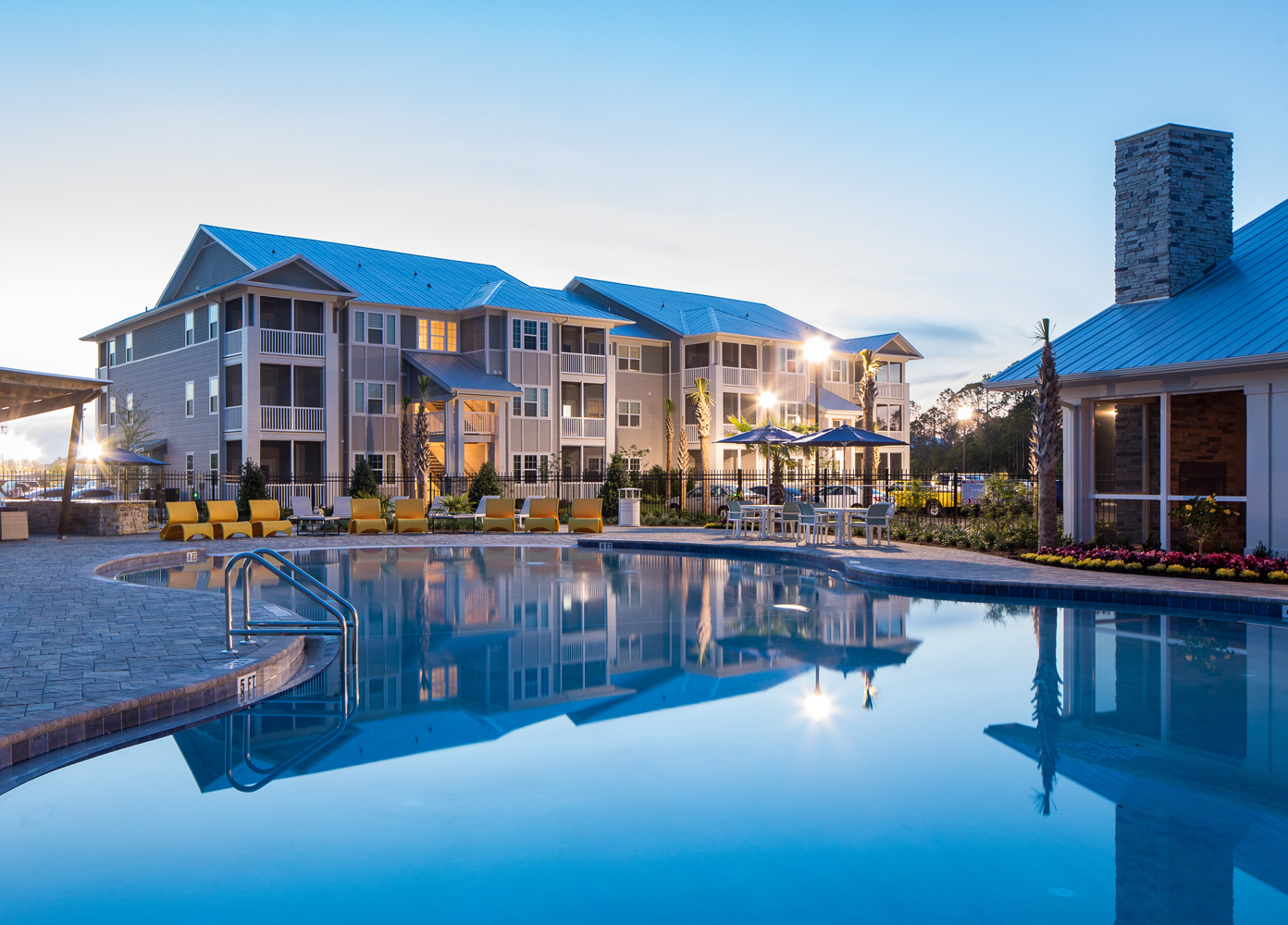 The St. Joe Company and HomeCorp Add 120 Apartment Homes at Pier Park Crossings in Panama City Beach, Florida