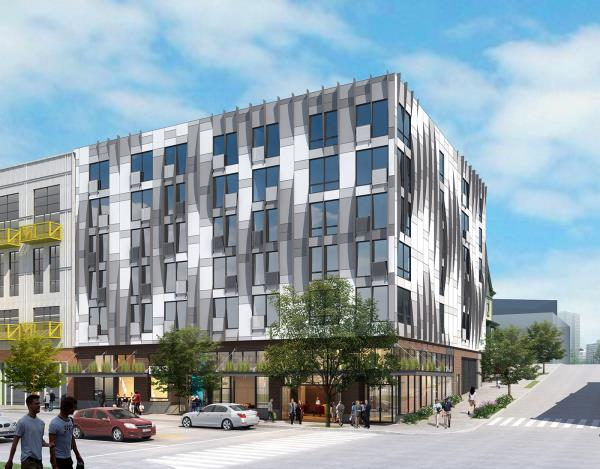 Construction Starts for Mixed-Use LEED Platinum Apartment Community in Hot Seattle Market